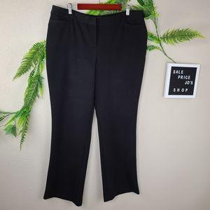 Rafaella Straight Leg Dress Pants